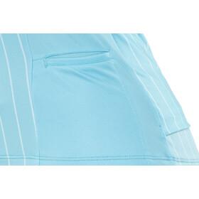 Bontrager Anara LTD Fietsshirt korte mouwen Dames blauw